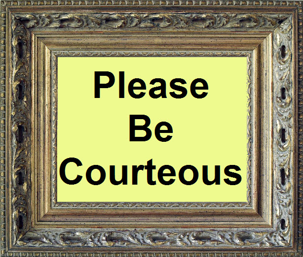 Pleasebecourteous